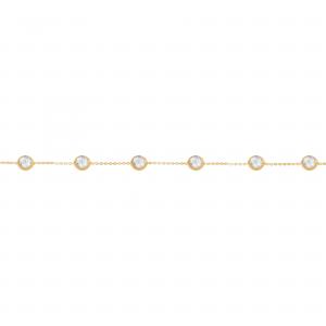 دستبند مارکو بهاری درشت - الی گلد گالری