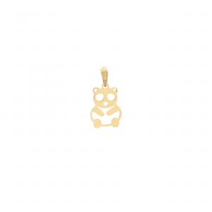 آویز پاندا بچه گانه - الی گلد گالری